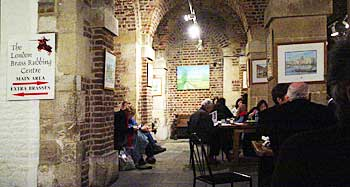 Crypt Cafe at St Martin-in-the-Fields