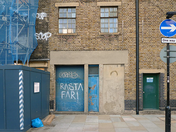 Is the narrowest doorway in London? 60, Union Street, SE1
