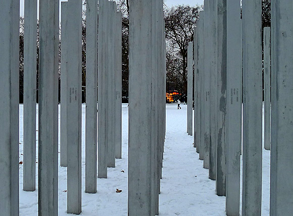 Remembering 7/7: the Hyde park memorial to the fallen