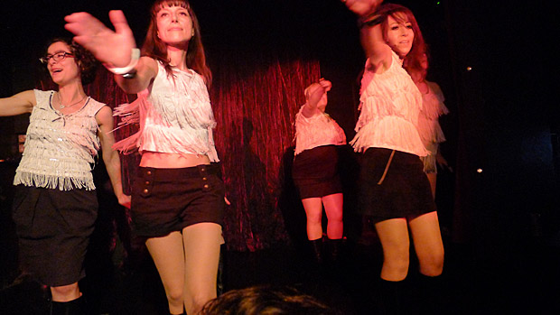 A grand night out at Duckie at the RVT with The Actionettes