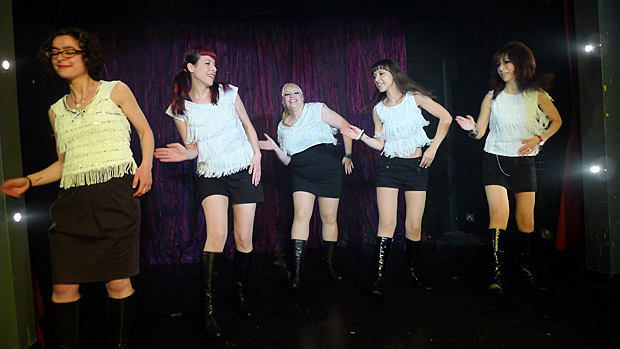 uA grand night out at Duckie at the RVT with The Actionettes