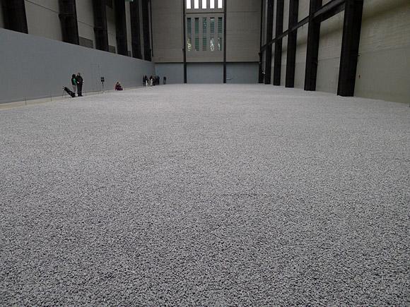 Ai Weiwei Sunflower Seeds at the Tate Modern