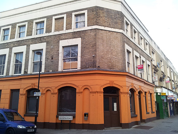 Angel Pub, Coldharbour Lane, Brixton up for auction