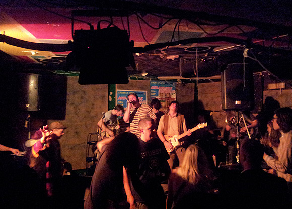 Anti-Anti-Folk Festival, Windmill, Brixton, September 2011