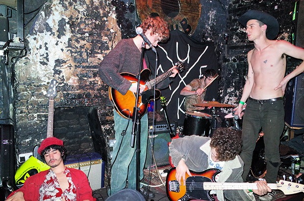 Fat White Family headline the Antifolk Festival at Soho's fabulous 12 Bar venue, Saturday 16th November 2013