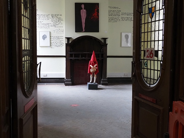 Art in the Age of Now at Fulham Town Hall