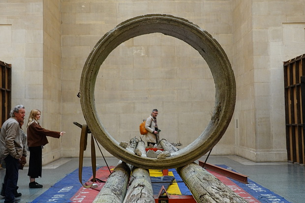 The Asset Strippers at Tate Britain: Mike Nelson installation