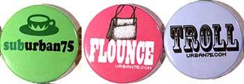 urban75 badges