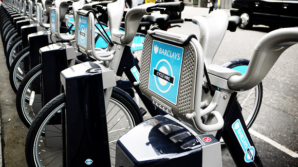 Boris Bikes speed past their first birthday, TfL celebrate with a feast o'facts
