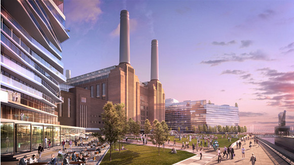 Battersea Power Station redevelopment plans get the green light