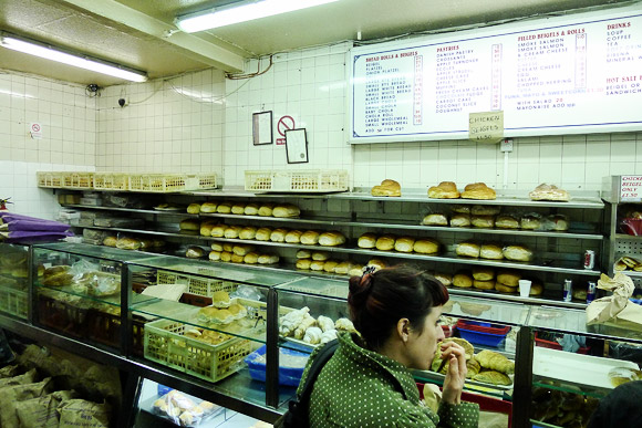 In praise of Beigel Bake, Brick Lane, London E1