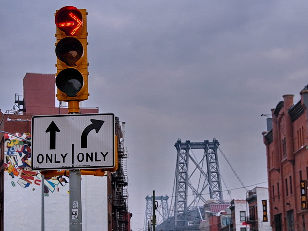 Below Williamsburg bridge, Brooklyn, New York - 22 photos