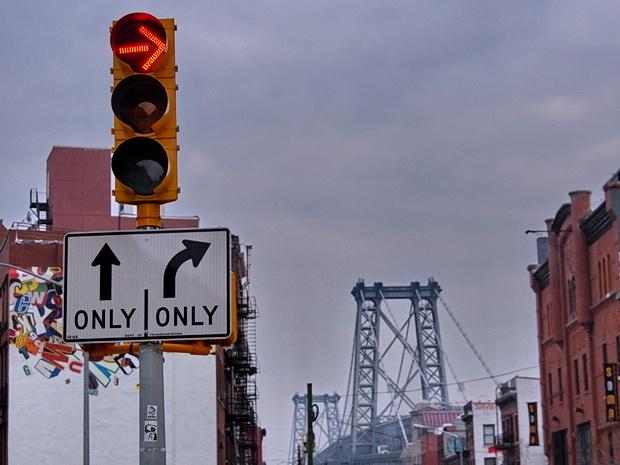 Below Williamsburg bridge, Brooklyn, New York - 22 photos