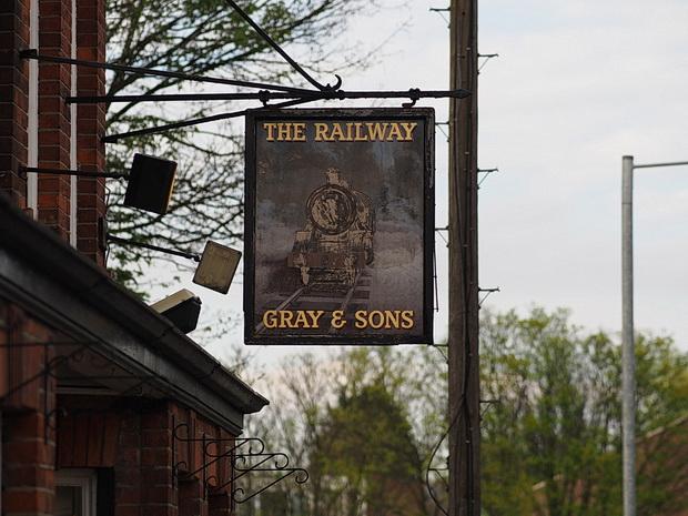 Billericay, Essex, England -  twenty photos from around town, April 2014