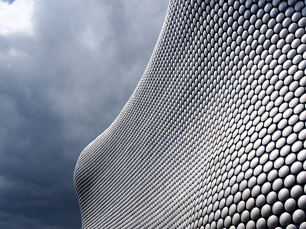 the selfridges building  birmingham  u2013 11 photos
