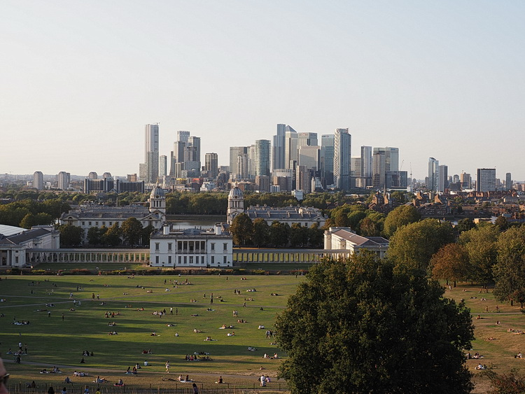 Open spaces and stunning London vistas: a walk from Blackheath to Greenwich