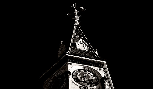 Pic of the day: Brady's clock tower, Brixton