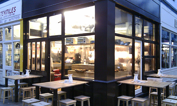 Breads Etcetera opens in Brixton Village