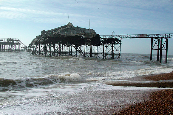 Remembering the West Pier, Brighton