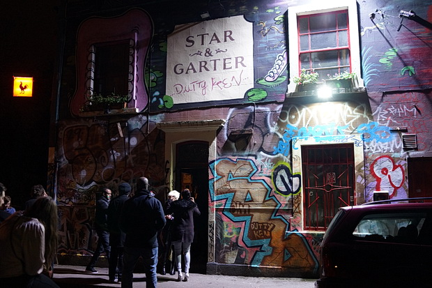 A night of reggae at the Star & Garter, St Pauls, Bristol - photos