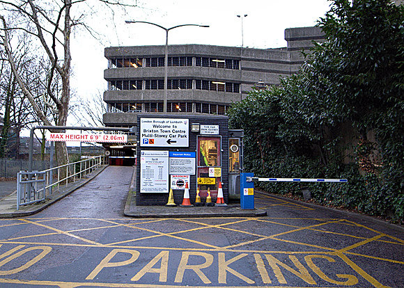 Brixton Station Road car park to become ice rink