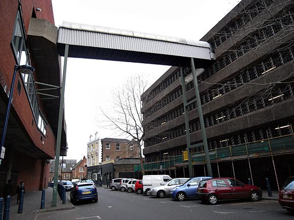 Brixton Station Road Car Park
