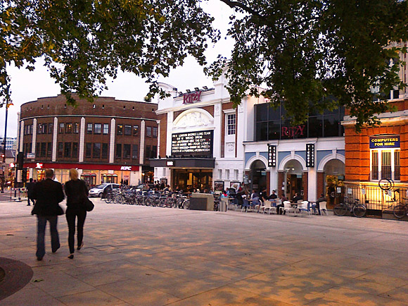 Brixton snapshots: World Cup and Brixton Village
