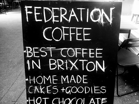 Brixton Market: five signs