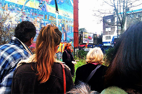 Brixton Nuclear Dawn mural turns 30, a party follows