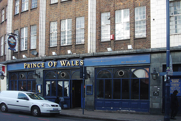 Prince of Wales, Coldharbour Lane, Brixton calls last orders