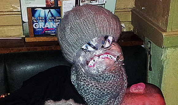 Man falls asleep in Brixton pub: grows second head