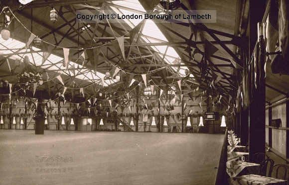 Brixton Roller Rink - memories from the late 1950s