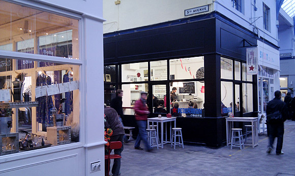 Brixton Village: now open on Sundays