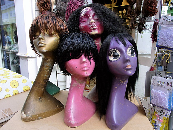 Brixton wigs, Brixton Village