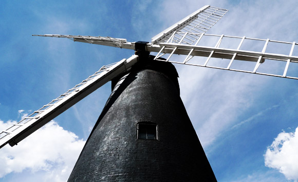 Brixton Windmill's restoration nears completion