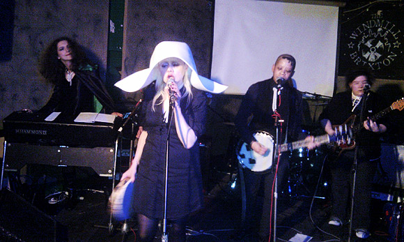 The Nuns rock Brixton Windmill
