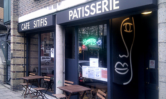 Cafe Sitifis review, 11 Rushcroft Road, London SW2 1JS