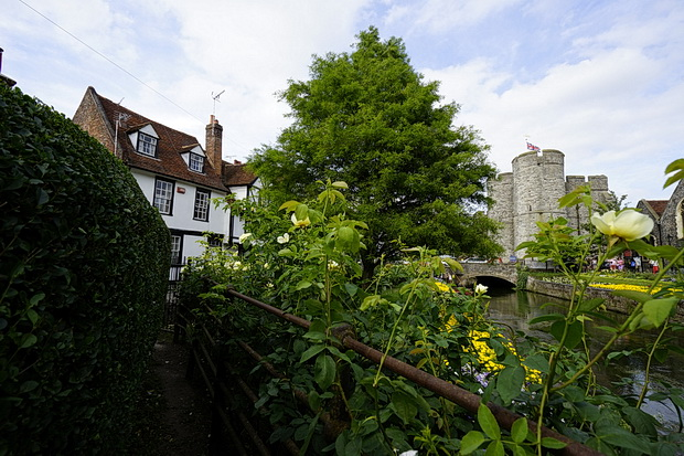The beautiful architecture of Canterbury - in photos