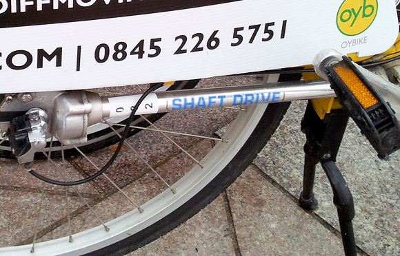 Cardiff's Oybike street bike hire scheme continues to grow