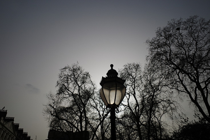 London street photography - 25 photos from central London, April 2021