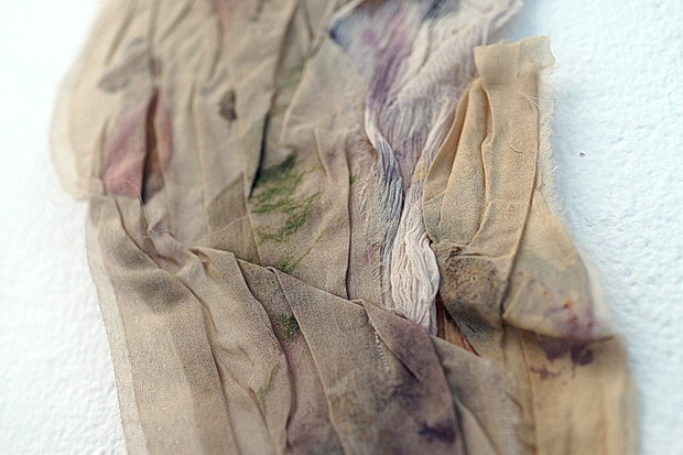 Chelsea College of Arts MA Textile Design: abstract shapes and forms, May 2017