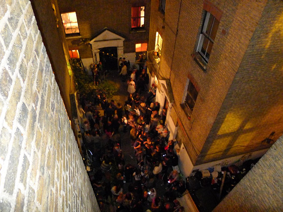 Brixton squat awaits eviction as police close in on Clifton Mansions on Coldharbour Lane