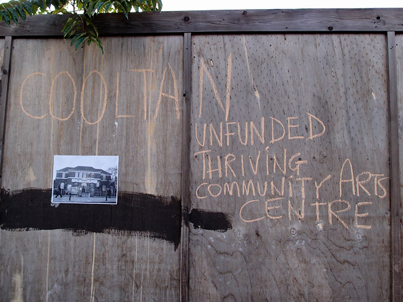 Graffiti celebrates 20th anniversary of Brixton's legendary Cooltan squat