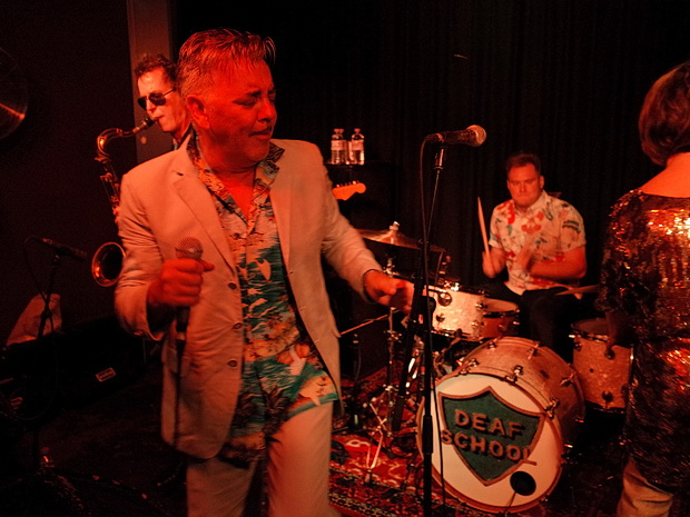 Deaf School at the Prince Albert, Brighton, June 2015
