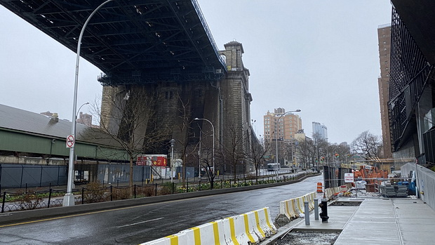In photos: the deserted streets of New York during the coronavirus lockdown, April 2020