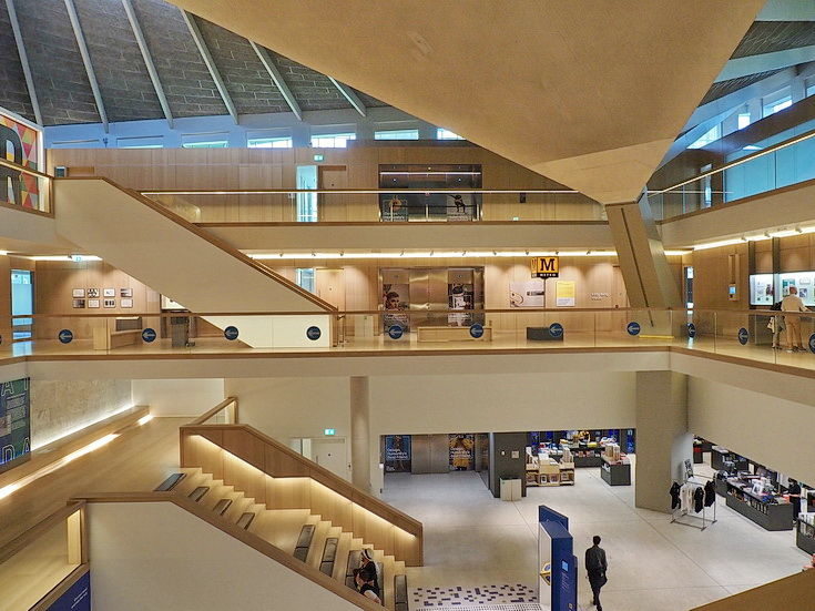 A look around the London Design Museum - twenty photos