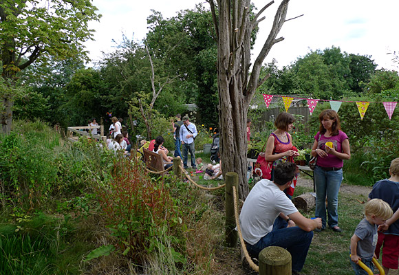Devonshire Road Nature Reserve Annual Open Day