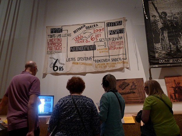 Disobedient Objects exhibition at the Victoria and Albert museum , London, August 2014