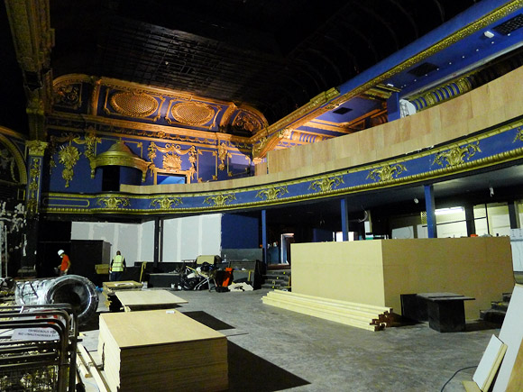 A look inside the Electric Brixton, formerly the Brixton Fridge