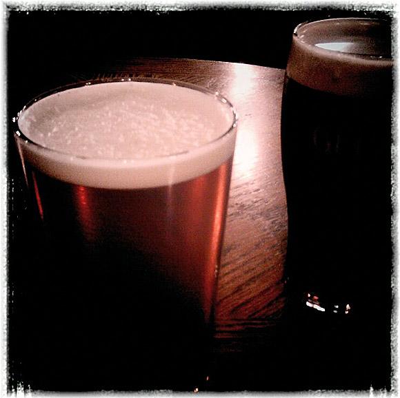 Elm Park Tavern - a proper old school Brixton boozer